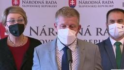 TB predstaviteľov koaličných strán o očkovacom zákone