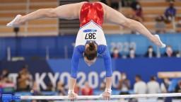 Gymnastka Mokošová je so svojím výkonom spokojná, zaznamenala osobný rekord