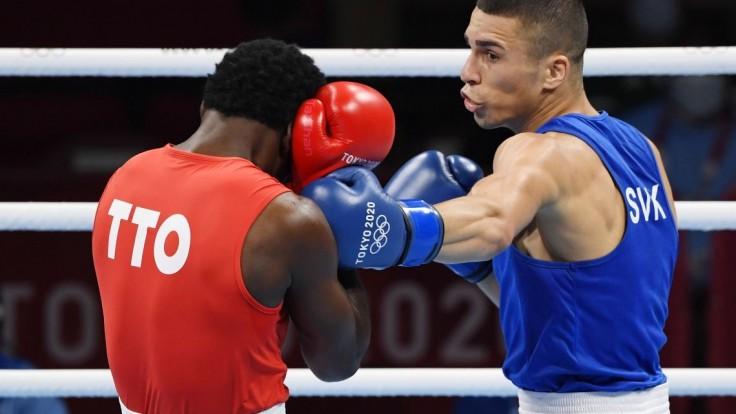 Csemez postúpil na olympiáde do osemfinále, na body zdolal Princa z Trinidadu
