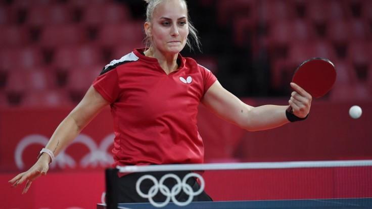 Pre Balážovú sa olympiáda skončila, v 2. kole dvojhry prehrala s Juan Liu