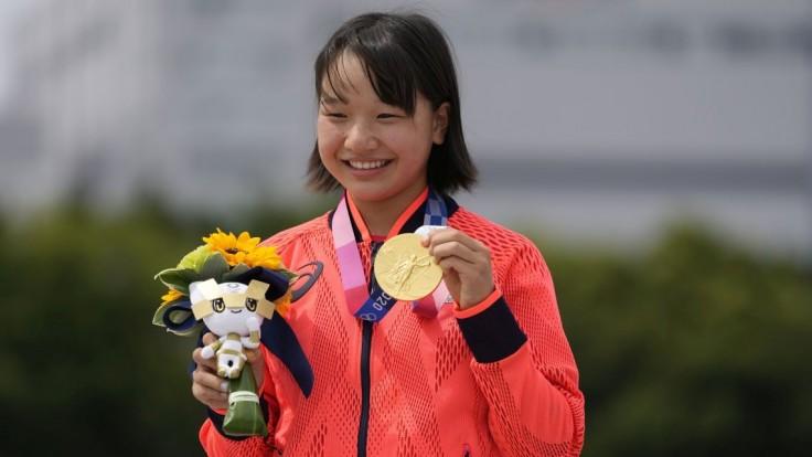 Má len 13-rokov a aj prvé zlato z olympiády. Triumfovala v celkom novej disciplíne