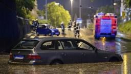 Nemecko chce ľudí varovať pred povodňami aj cez mobilné telefóny