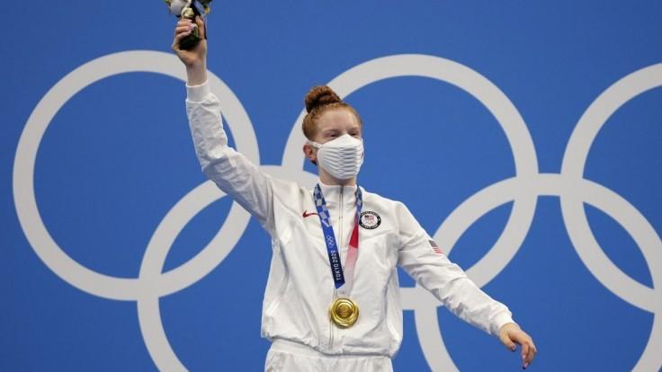 Zlatú medailu na olympiáde nečakane získala len 17-ročná Američanka