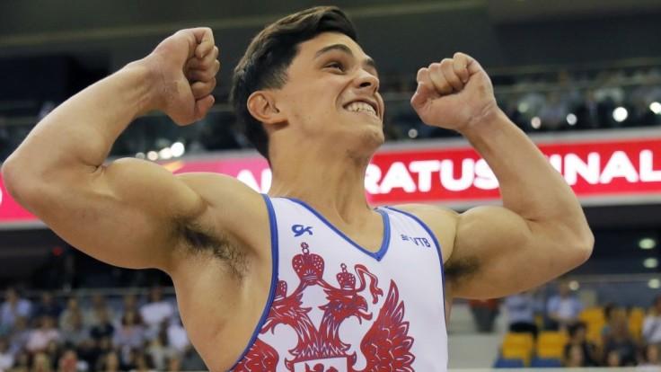 Gymnasta poprel zákony anatómie. Krátko po operácii Achillovky vybojoval olympijské zlato