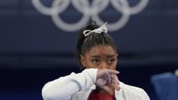 Gymnastická hviezda Bilesová má problémy, musela sa odhlásiť z viacboja
