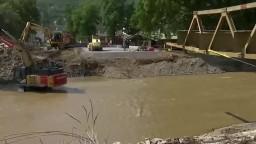 Škody po záplavách rátajú v miliardách, práce sú stále len v polovici