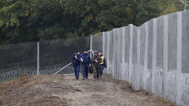 Migranti napadli na srbsko-maďarských hraniciach vojakov, štyroch zranili