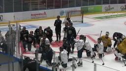 Slovanisti sa vrátili na ľad, začínajú s predsezónnou prípravou