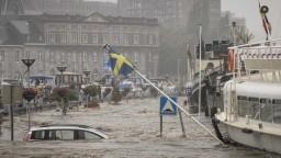 Belgický súd začína s vyšetrovaním vzniku povodní. Vyžiadali si najmenej 38 životov