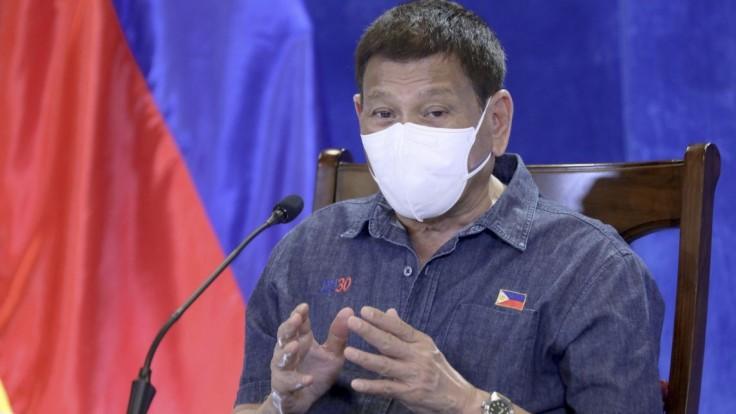 Pre mňa za mňa môžete kedykoľvek umrieť, odkázal filipínsky prezident nezaočkovaným