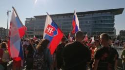 Protest v Bratislave nebol ohlásený, zložky podnikli preventívne opatrenia