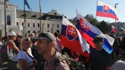 Protest v Bratislave nám nepomôže zmenšiť dopad nástupu tretej vlny, reaguje mesto