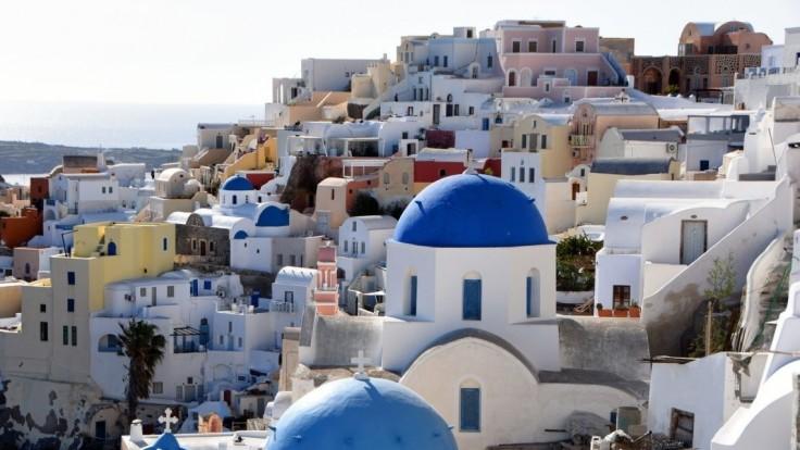 Úrady označili 13 gréckych ostrovov za miesta s vysokým rizikom nákazy