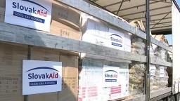 S migračnou vlnou pomôže aj Slovensko, Litve sme poslali materiál v hodnote desiatok tisíc eur