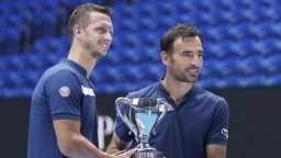 Duo Polášek a Dodig končí. Triumfovali spolu na Australian Open