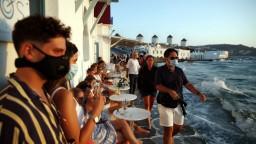 V Grécku sa šíri koronavírus. Na ostrovy nasadzujú policajné hliadky