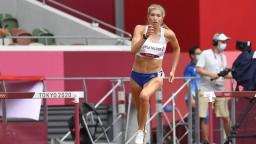 Atlétka Zapletalová je v semifinále. Bola som nervózna, priznala