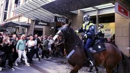 Centrum Sydney bude uzavreté do konca augusta, polícia chce zabrániť demonštráciám