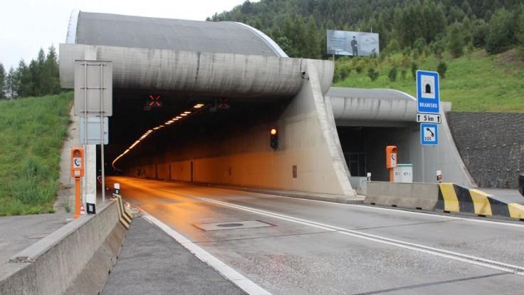 Tunel Branisko je po nehode opäť otvorený