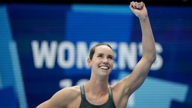 McKeonová je prvou plavkyňou, ktorá má na olympiáde už sedem cenných kovov