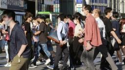 Tokio znepokojuje rastúci počet infikovaných, ľudia sa obávajú aj vplyvu olympiády