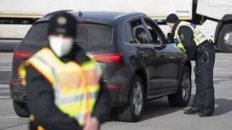 Nemecko sprísnilo režim na hraniciach, súčasťou sú aj intenzívne policajné kontroly
