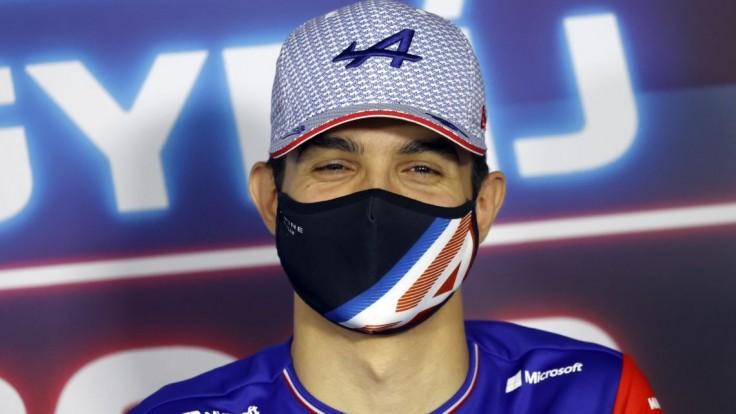 Prekvapujúcim víťazom Veľkej ceny Maďarska sa stal Francúz Esteban Ocon