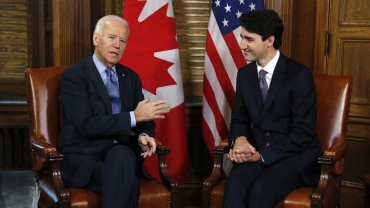 Biden a Trudeau uzavreli stávku. Kanadský premiér prehral, do USA musel poslať sendviče