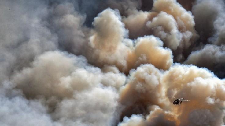 V Macedónsku nasadili armádu, okolie mesta Kočani zachvátil obrovský požiar