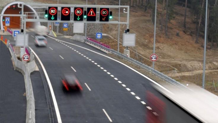 Pozor na obmedzenia, tunel Bôrik na D1 dočasne uzavrú aj v smere na Žilinu