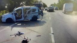 Dopravných nehôd je zatiaľ menej ako vlani, nižší je aj počet obetí