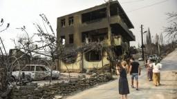 Turecko naďalej sužujú požiare, plamene sa približujú aj k tepelnej elektrárni