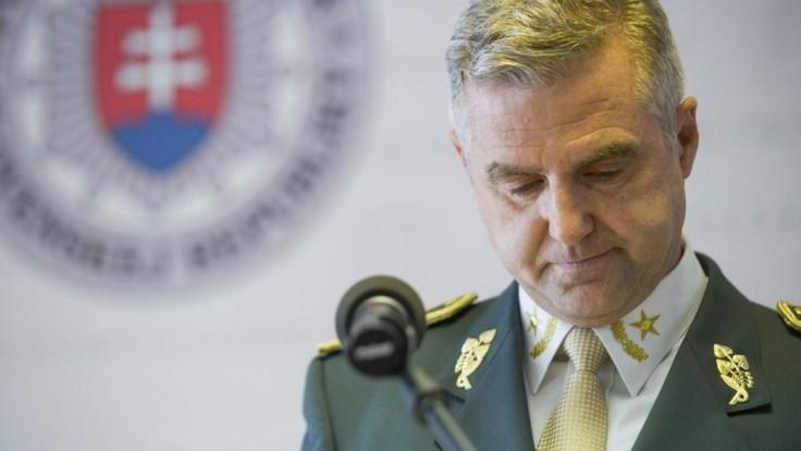 Policajný exprezident Gašpar so sťažnosťou neuspel, zostáva vo väzbe
