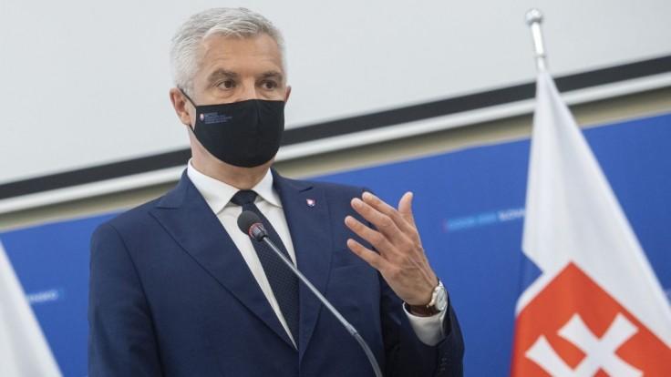 Korčok vyzval maďarských politikov, aby vážili slová. Rázne sa ohradil voči udalosti v Šamoríne
