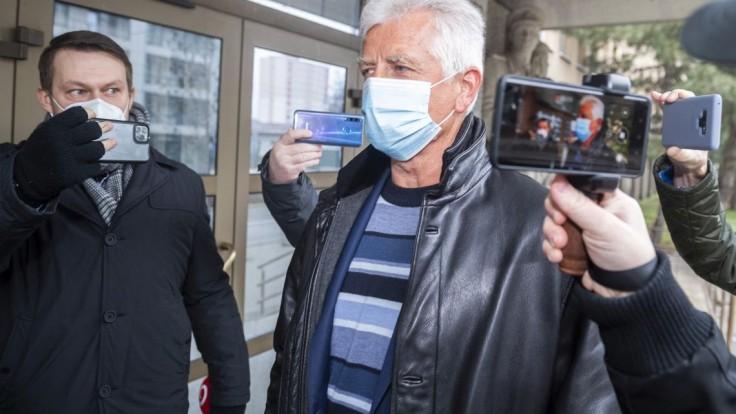 Podnikateľ Jozef Brhel naďalej zostáva vo väzbe. Rozhodol o tom Najvyšší súd