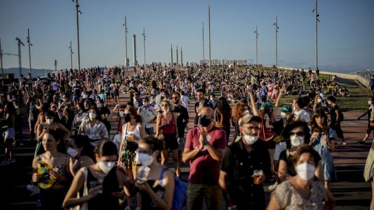 Hudobné festivaly prispeli v Katalánsku k prenosu vírusu, ukázala štúdia
