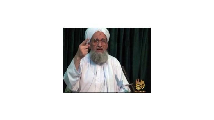 Líder al-Káidy Ajman Zawahrí vyzýva na únosy západniarov
