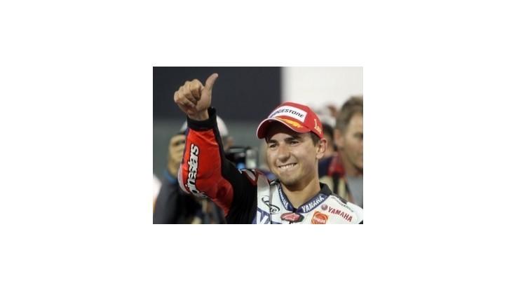 Lorenzo získal druhý titul v MotoGP