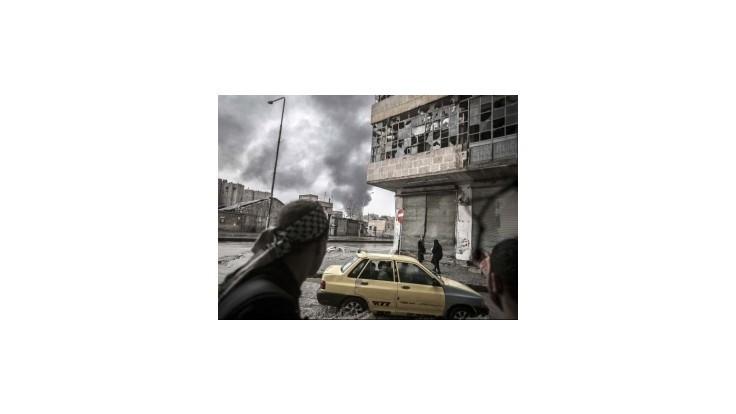 V Sýrii v sobotu zahynulo až 76 ľudí napriek vyhlásenému prímeriu