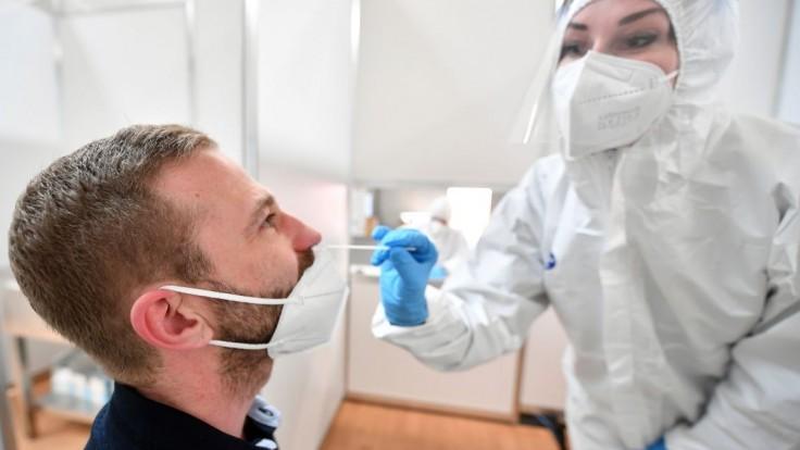 Biologický odpad z plošného testovania bol bezpečne zlikvidovaný, informuje rezort