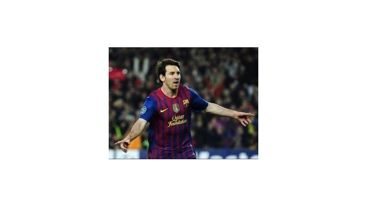 Messi strelil v dueli proti Rayo Vallecano 300. gól