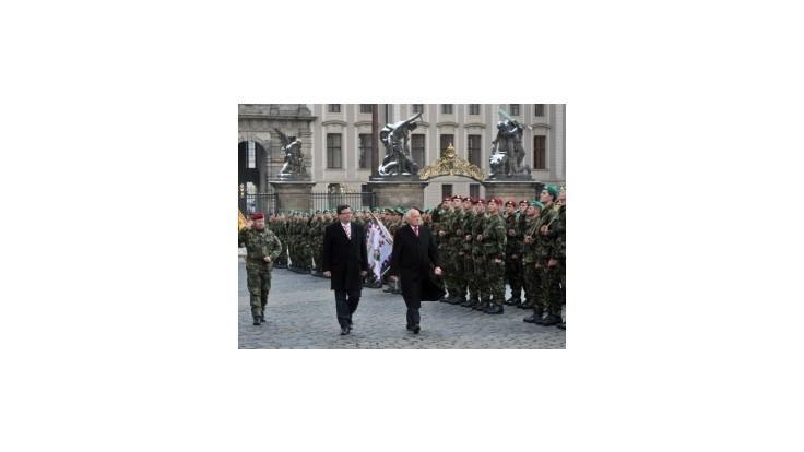 Prezident Klaus otvoril oslavy 94. výročia vzniku Československa