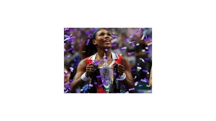Serena po treťom triumfe na Masters: Splnil sa mi sen