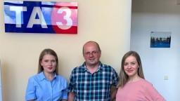 Regionálny redaktor TA3 Jozef Slivenský: Pri nebezpečnej reportáži sa bál o ženu