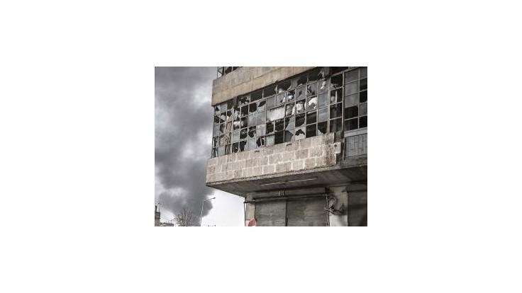 Pri atentáte zahynul generál sýrskeho letectva