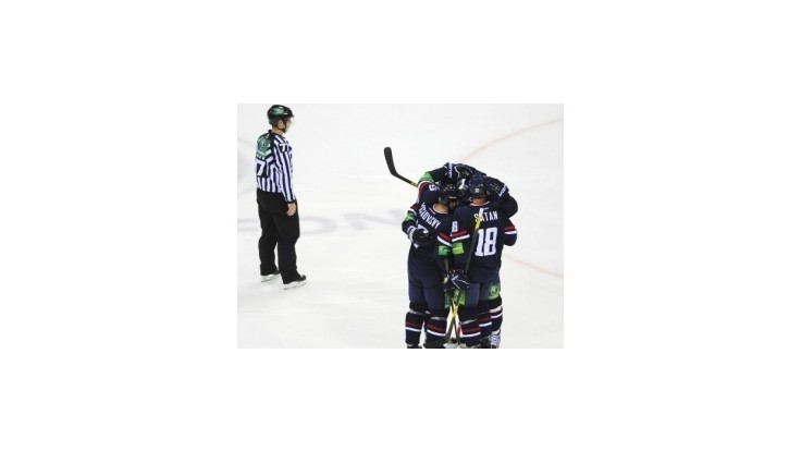 HC Slovan porazil Novosibirsk vysoko 6:2