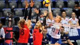 Slovenské volejbalistky prehrali s Bieloruskom. Nevyužili mečbaly