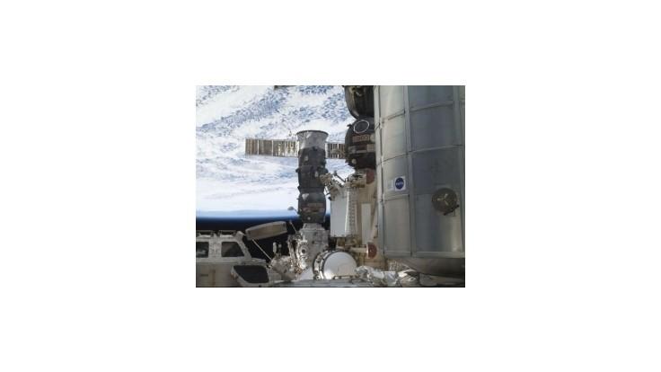 Kozmická loď Progress doviezla na ISS posledný tohtoročný náklad