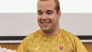 Slovensko má ďalšiu zlatú medailu, vybojoval ju boccista Samuel Andrejčík