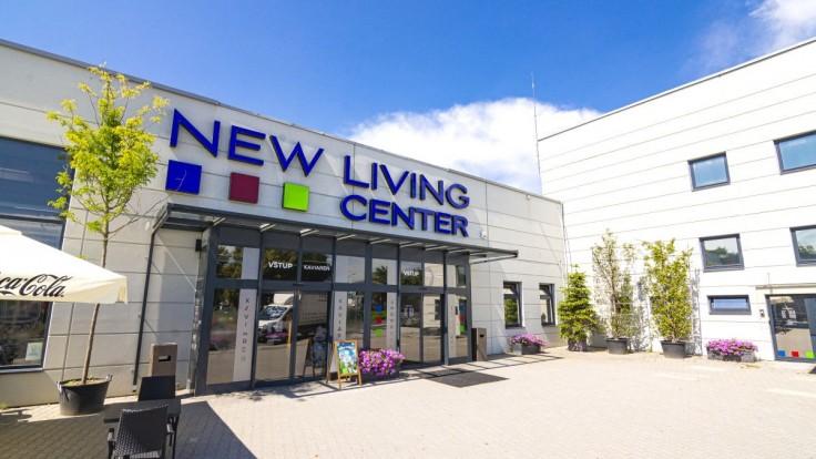New Living Center Bratislava je centrum bývania a dizajnu